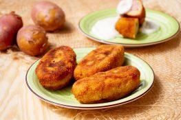 Krokiety z ziemniaków
