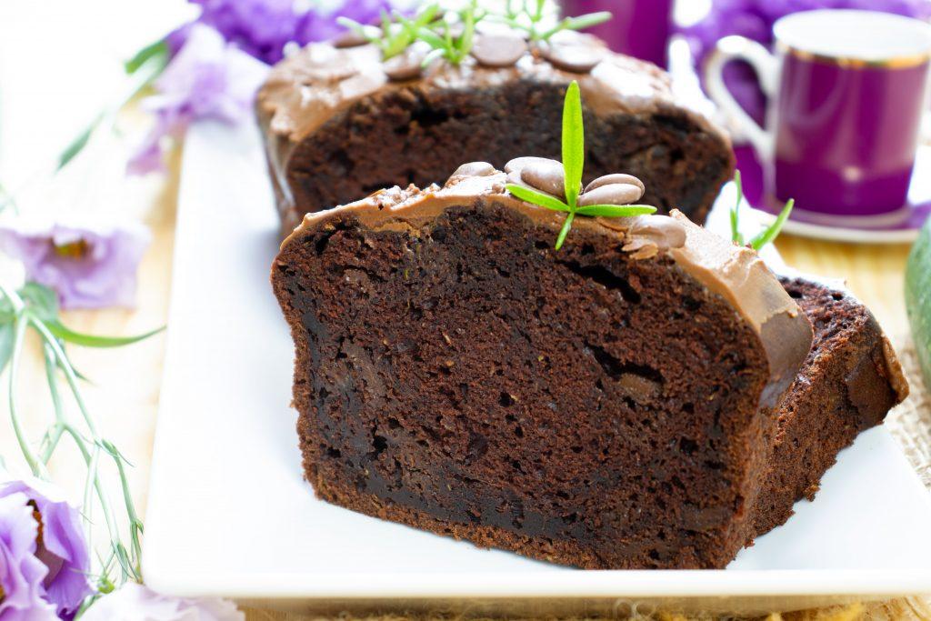Ciasto z cukinią i czekoladą